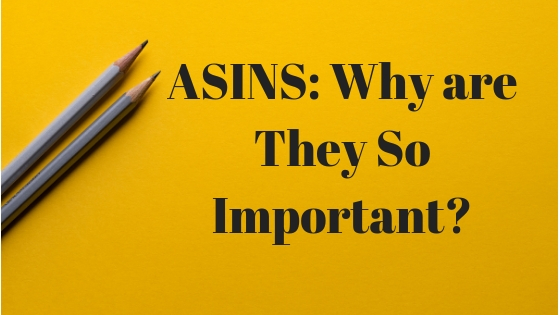ASINS: Why are They So Important?